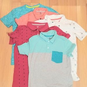 Boys OLD NAVY Shirt Bundle